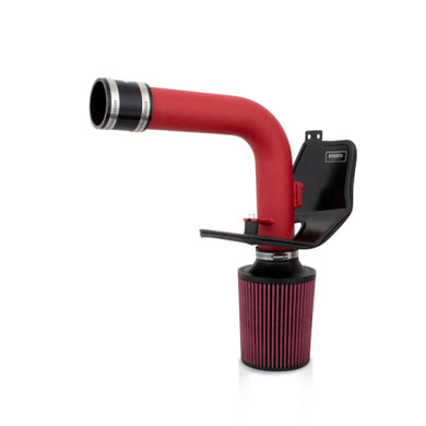 Mishimoto 08+ Subaru WRX/STi Performance Cold Air Intake Kit - Wrinkle Red