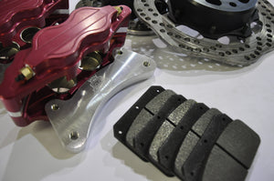 Magnus Evo X Drag Lightweight Brake Package