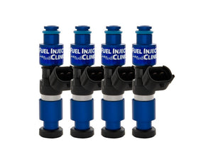 2150cc FIC Mitsubishi DSM or EVO 8/9 BlueMax Fuel Injector Clinic Injector Set (High-Z)