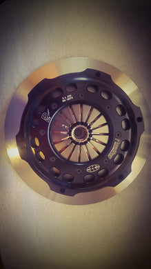 F&S Motorsports Triple Disk Clutch Kit