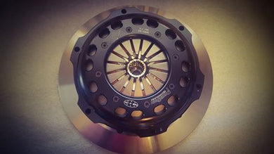F&S Motorsports Twin Disk Clutch Kit