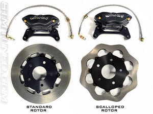 STM EVO 8/9 Front Lightweight Drag Brake Kit