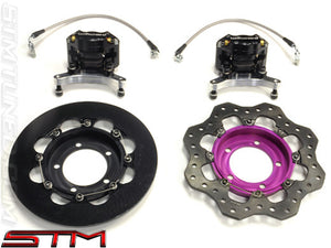 STM 2G Rear Lightweight Drag Brake Kit