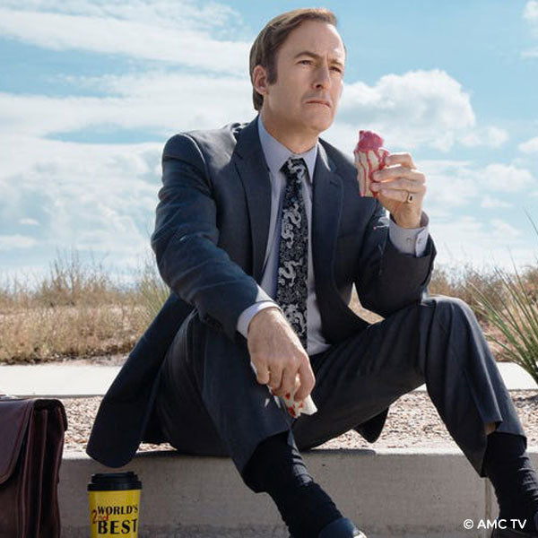 New Tee: Better Call Saul - Squat Cobbler