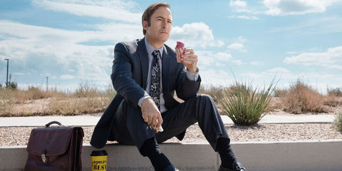 Better Call Saul T-Shirt Squat Cobbler