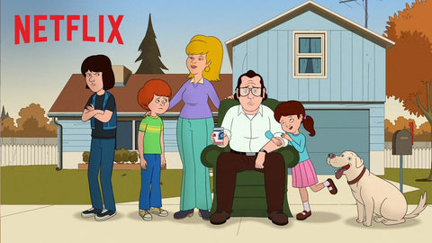 F is for Family Netflix Review