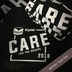 Royale with Tees Corporate One-Color Tee