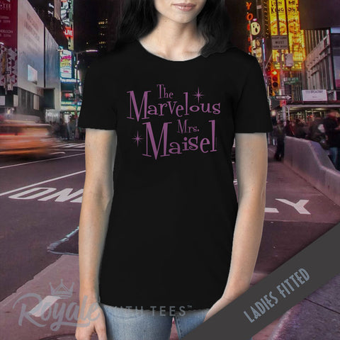Marvelous Mrs. Maisel Tee