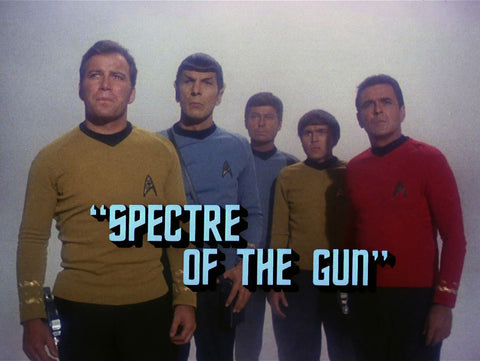 Star Trek Spectre of the Gun Vintage T-Shirt