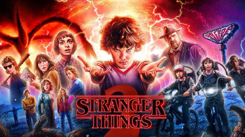 Stranger Things 2 Review Royale with Tees