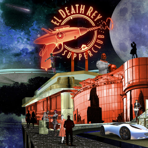 El Death Rey Supperclub by Royale with Tees