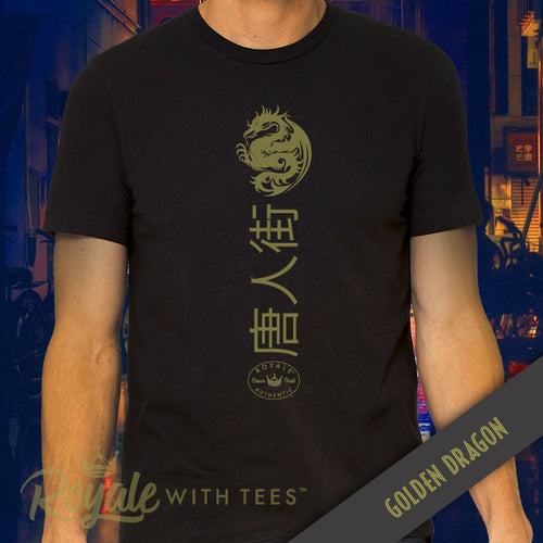 Chinatown Dragon T-Shirt