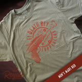 El Death Rey Supperclub Vintage Retro Future T-Shirt Men's Mars Red