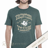 Frontier Village San Jose California Retro Tee