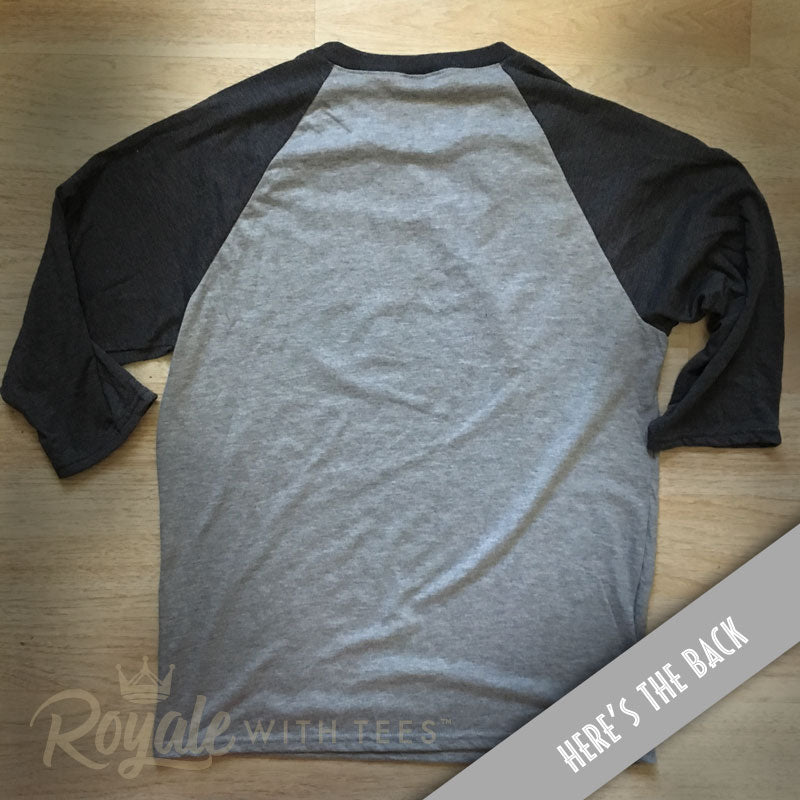 Back of the raglan