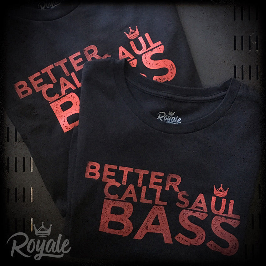 Better Call Saul Bass Graphic Design Tee