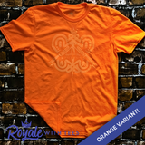 Royale with Tees™ Monarch Print Tshirt