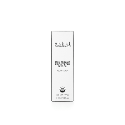 Cruelty Free Vegan Prickly Pear Seed Oil - Akhal Beauty