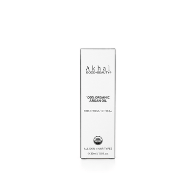 Vegan and Cruelty Free Argan Oil - Akhal Beauty