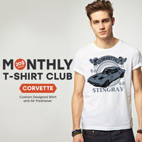 Corvette T-Shirt Club