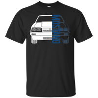 Foxbody Ford Mustang  Four Eyes T-Shirt