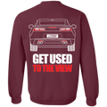 Chevy Camaro 6th Gen Pullover Sweatshirt