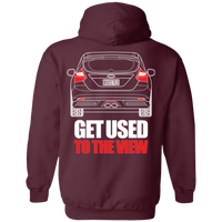 Ford Focus ST Pullover Hoodie 2013 2014
