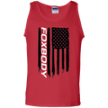 WSA Foxbody Mustang American Flag Tank Top