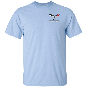 Corvette Double Sided T-Shirt