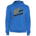 Turbo is My Therapy Boosted Pullover Hoodie