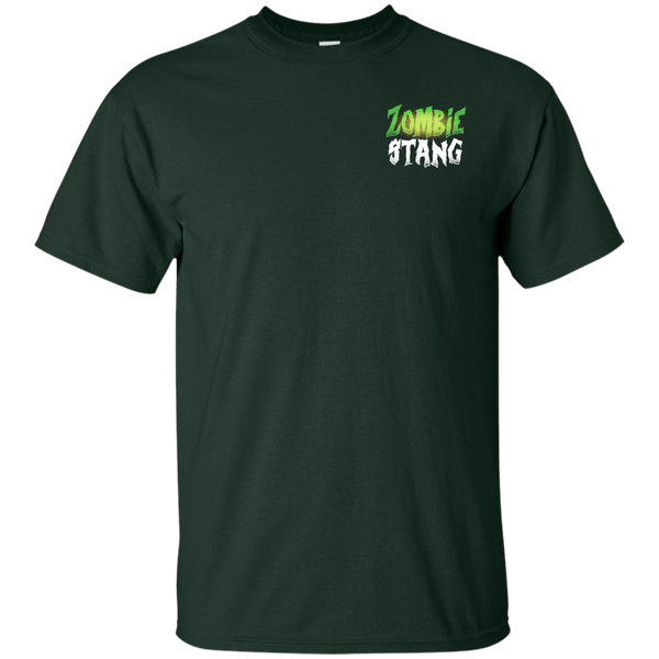 Zombie Stang Halloween Ford Mustang T-Shirt