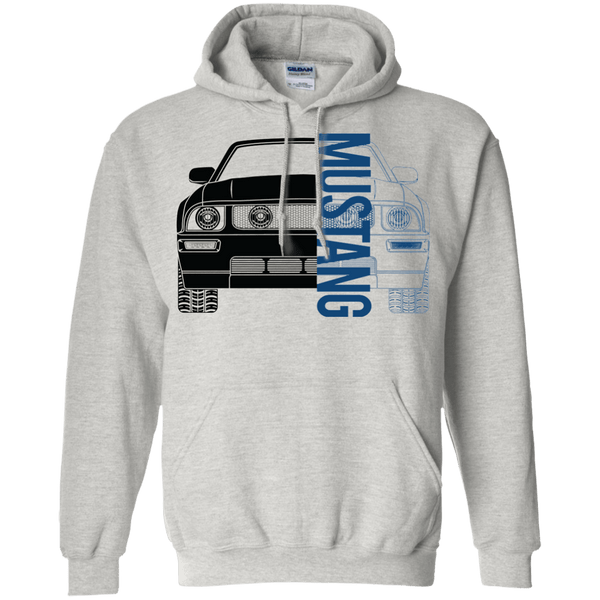 S197 Mustang GT Double Sided Hoodie
