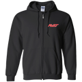 Ford Focus ST Ecoboost 2.0T Gildan Zip Up Hooded Sweatshirt