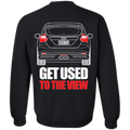 Ford Focus ST Pullover Sweatshirt