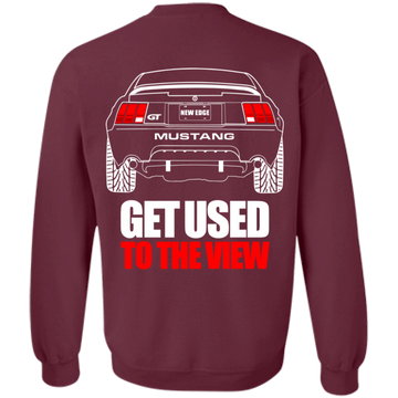 New Edge Ford Mustang GT 1999 2000 2001 2002 2003 2004 Pullover Sweatshirt