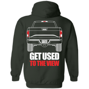 Ford F 150 Truck Ecoboost 2 7 3 5 5 0 Coyote Pullover Hoodie