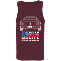 Ford Mustang Fastback Classic Tank Top Shirt