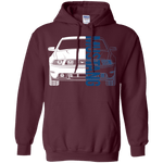 S197 Ford Mustang Pullover Hoodie 2013 2014