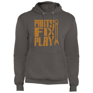 Parts Fix Play Wrench Automotive Mechanic Pullover Hoodie