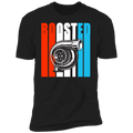 Boosted Turbo Racing Gapped Premium Short Sleeve T-Shirt