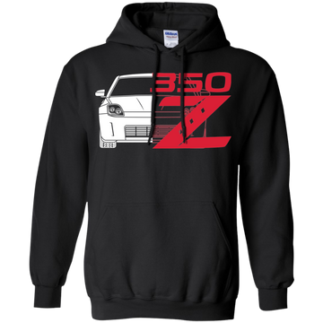 Nissan 350Z Nismo Pullover Hoodie