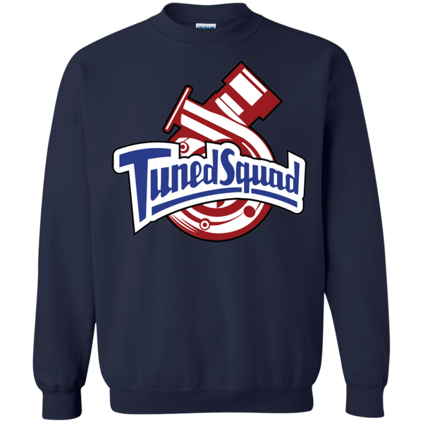 Tuned Squad 90's Style Boosted Turbo Crewneck Sweatshirt