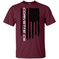 Corvette C5 American Flag T-Shirt
