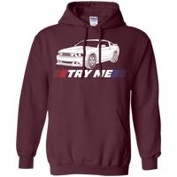 Try Me S197 Ford Mustang Hoodie 2005 2006 2007 2008 2009