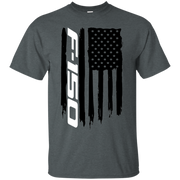 Ford F 150 Truck Flag T Shirt