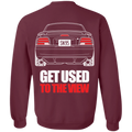 SN95 Ford Mustang Pullover Sweatshirt 1994 1995 1996 5.0