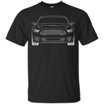 S550 Ford Mustang T-Shirt 2015 2016 2017