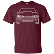 Foxbody Ford Mustang GT T Shirt
