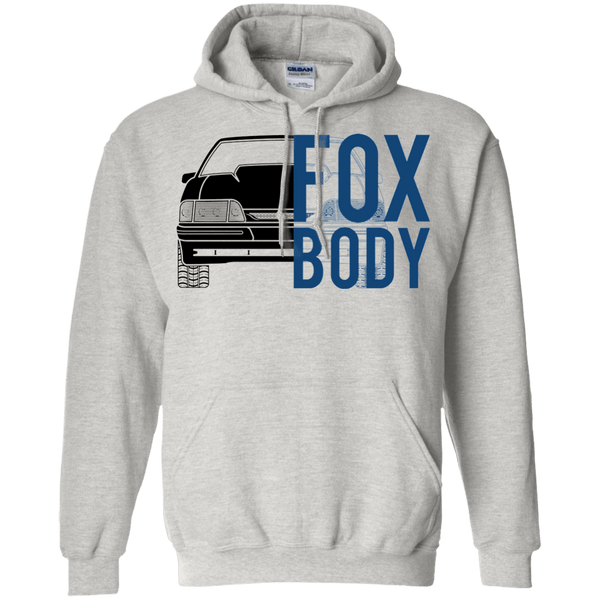 Foxbody Mustang LX Double Hoodie