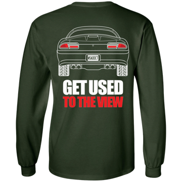 4th Gen Chevy Camaro SS Z28 T-Shirt Long Sleeve